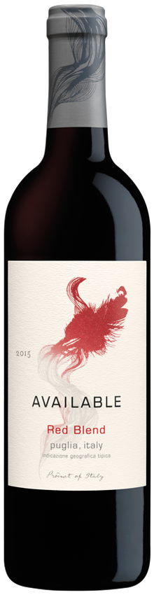 Available Red Blend 2015