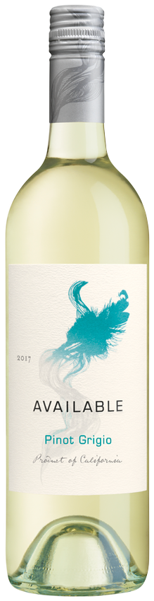 Available Pinot Grigio 2017