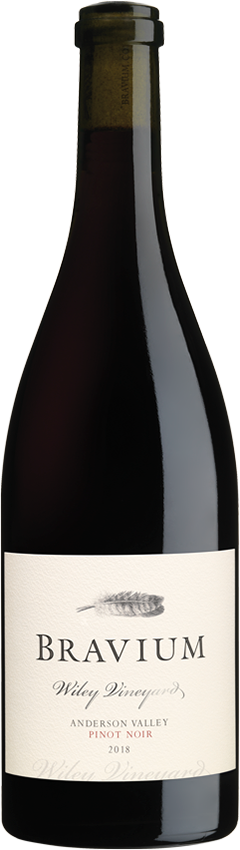 Bravium Wiley Vineyard Pinot Noir 2018