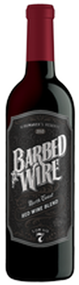 Barbed Wire Red Blend 2015 Image