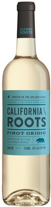 California Roots Pinot Grigio 2016