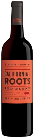 CA Roots Red Blend 2015