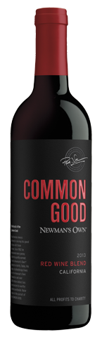 Newman's Own Common Good Red Blend 2014