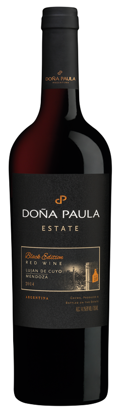 Doña Paula Estate Black Label Red Blend 2014