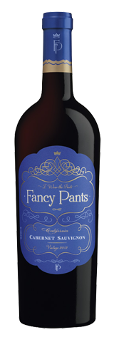 Fancy Pants Cabernet Sauvignon 2012