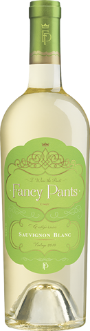 Fancy Pants Sauvignon Blanc 2013