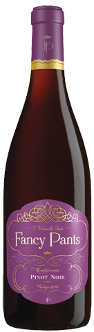 Fancy Pants Pinot Noir 2012