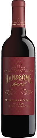 Handsome Devil Mischievous Malbec 2017