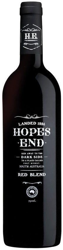 Hopes End Red Blend 2017
