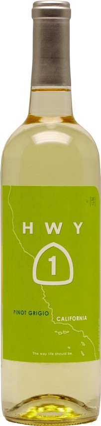 Highway One Pinot Grigio 2017