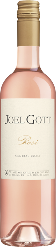 Joel Gott Central Coast Rosé 2019