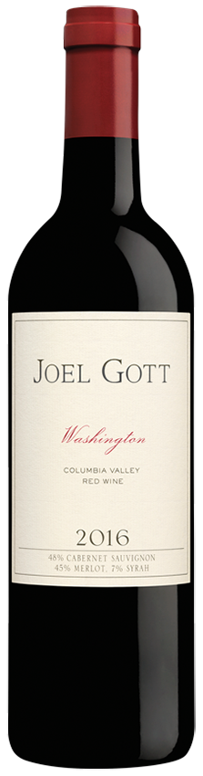 Joel Gott Washington Red Blend 2016