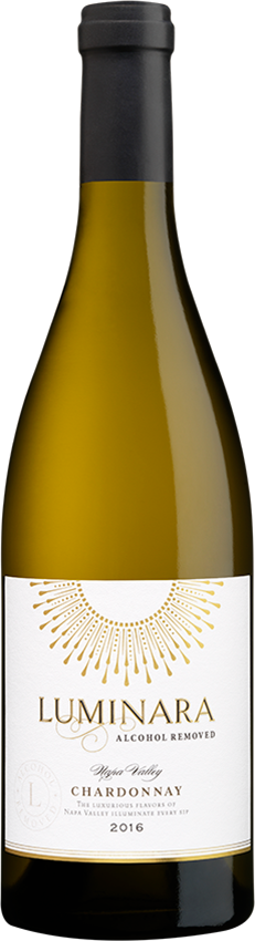 Luminara Alcohol-Removed Chardonnay 2016