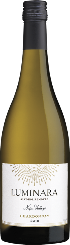 Luminara Alcohol-Removed Chardonnay 2018