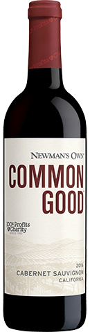 Newman's Own Common Good Cabernet Sauvignon 2016