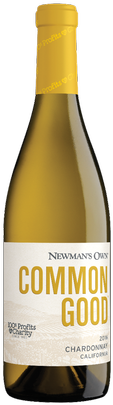 Newman's Own Common Good Chardonnay 2016 Image