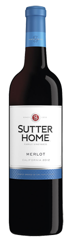 Sutter Home Merlot 750mL 2012