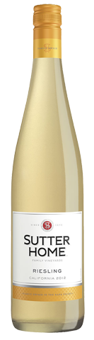 Sutter Home Riesling 750mL 2012