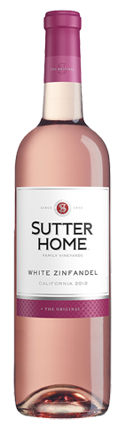 Sutter Home White Zinfandel 750mL