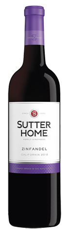 Sutter Home Zinfandel 2012 750mL