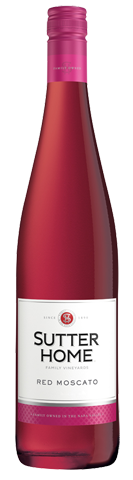 Sutter Home Red Moscato 750ml