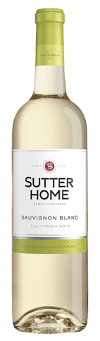 Sutter Home Sauvignon Blanc 750mL 2013