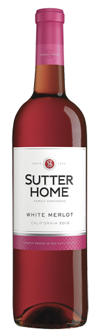 Sutter Home White Merlot 2013 750ml