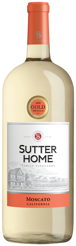 Sutter Home Moscato 1.5 L Image