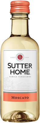 Sutter Home Moscato 187 mL