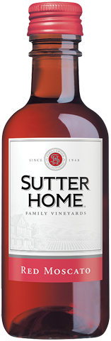 Sutter Home Red Moscato 187 mL