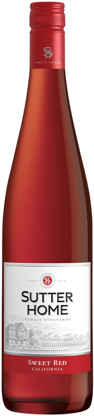 Sutter Home Sweet Red 750 mL Image