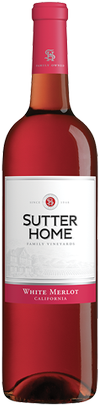 Sutter Home White Merlot 750 mL