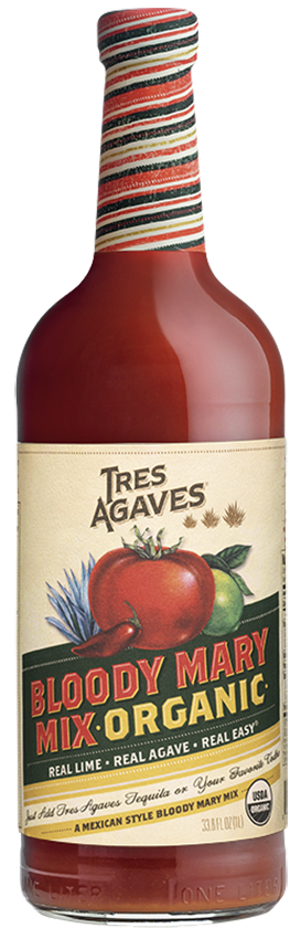 Tres Agaves Bloody Mary Mix 1L