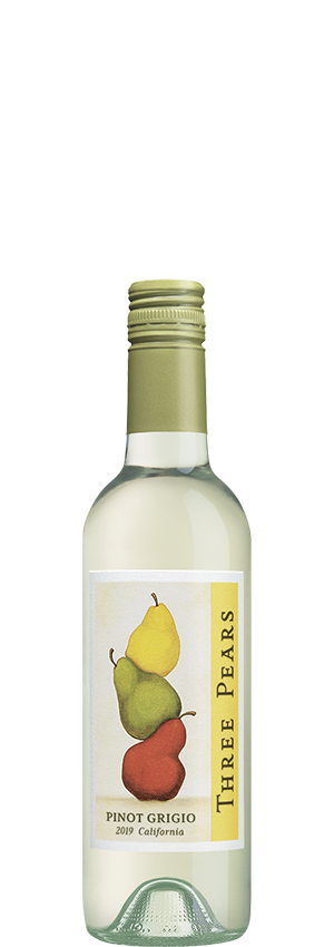 Three Pears Pinot Grigio 2019 375mL