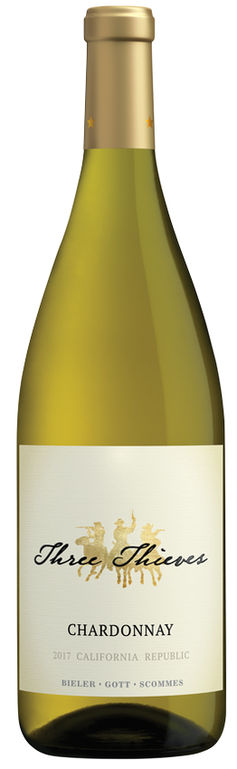 Three Thieves Chardonnay 2017 Image