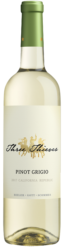 Three Thieves Pinot Grigio 2019