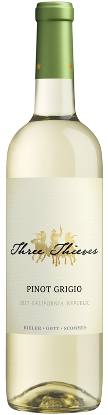 Three Thieves Pinot Grigio 2017