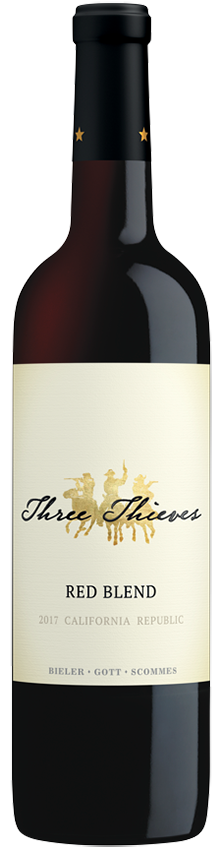 Three Thieves Red Blend 2017