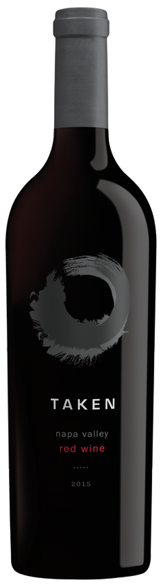 Taken Red Blend 2015