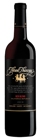 Three Thieves Red Blend 2014