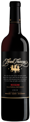 Three Thieves Red Blend 2015 Image