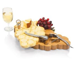 Grapes Cutting Board/Tools