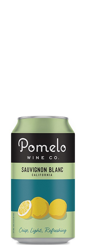 Pomelo Sauvignon Blanc 375mL Can
