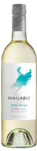 Available Pinot Grigio 2016