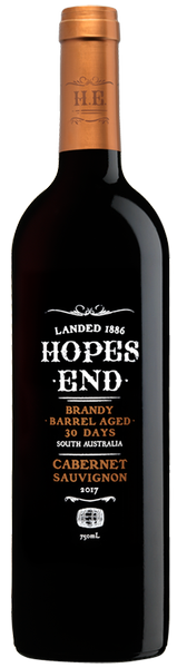Hopes End Brandy Barrel Cabernet Sauvignon 2017