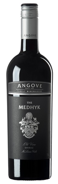 Angove The Medhyk Shiraz 2015