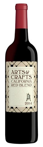 Arts & Crafts Red Blend 2014