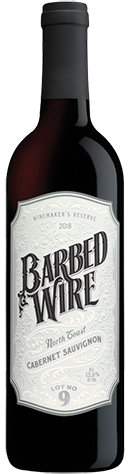 Barbed Wire Cabernet Sauvignon 2016
