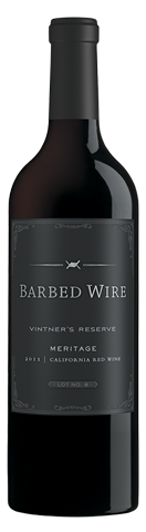 Barbed Wire Meritage 2012