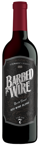 Barbed Wire Red Blend 2014
